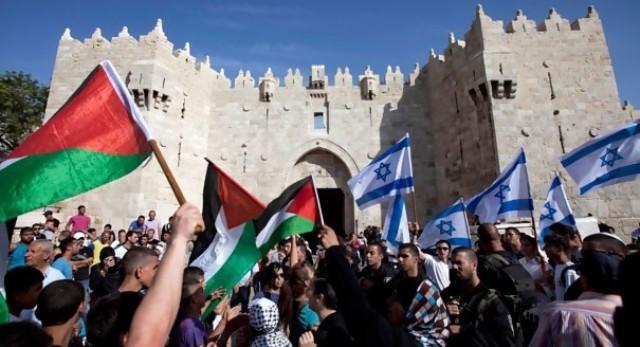 konflik palestina-israel