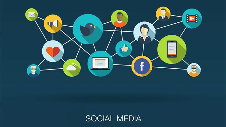 sosial media terpopuler